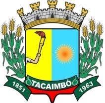 Brasão do município de TACAIMB�