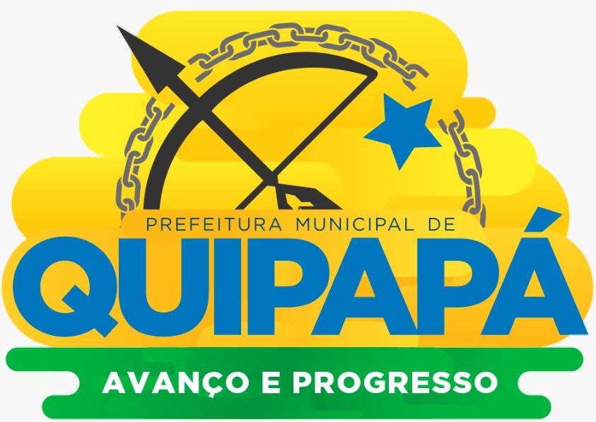 Brasão do município de QUIPAP�