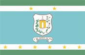Brasão do município de S�O JOS� DO EGITO