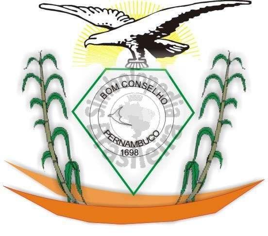 Brasão do município de BOM CONSELHO