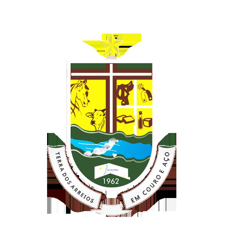 Brasão do município de CACHOEIRINHA