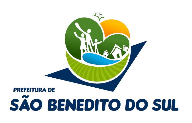 Brasão do município de S�O BENEDITO DO SUL