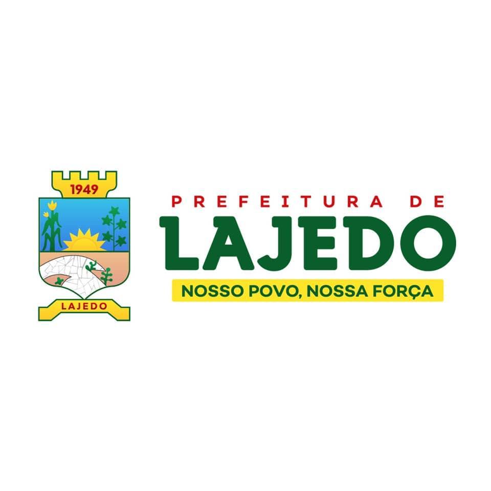 Brasão do município de LAJEDO