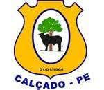 Brasão do município de CAL�ADO