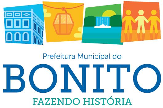 Brasão do município de BONITO
